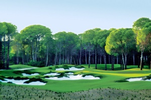 CARYA GOLF COURSE 1
