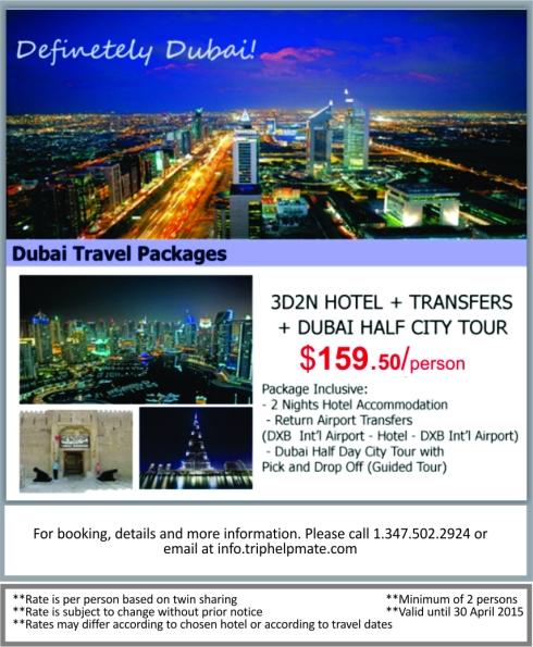 Dubai promo